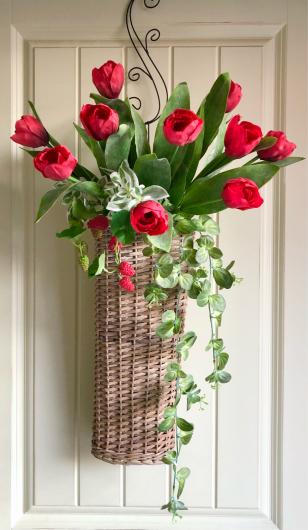 チューリップの花束_d0155435_21363517.jpg