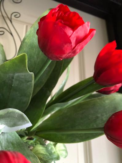 チューリップの花束_d0155435_21363684.jpg