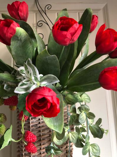 チューリップの花束_d0155435_21385244.jpg
