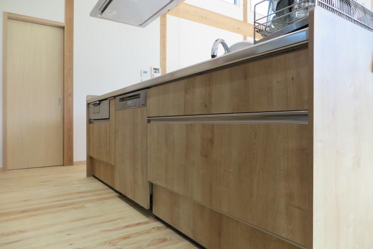 NEWモデル ミーレ食器洗い機★リクシル取付事例_c0156359_10403564.jpg
