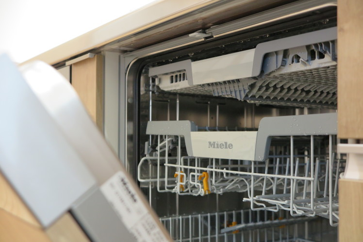 NEWモデル ミーレ食器洗い機★リクシル取付事例_c0156359_10472872.jpg