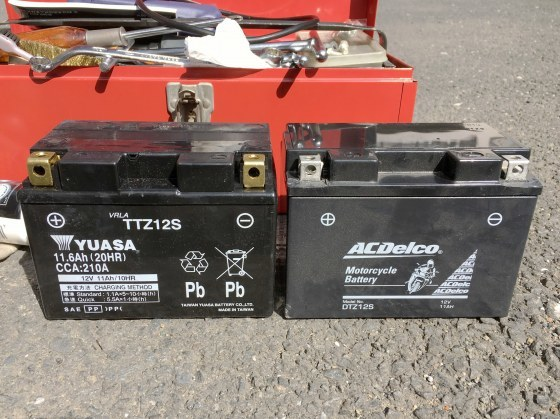 NC700Sのバッテリーを交換_e0045768_22075059.jpg