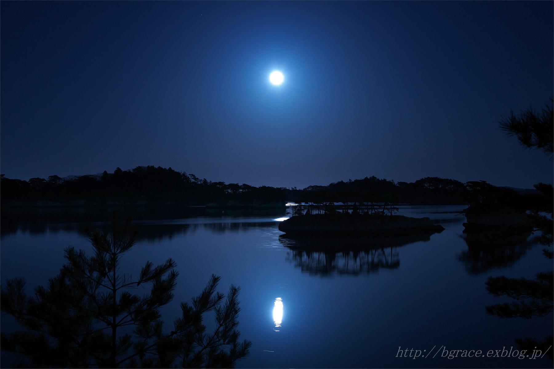 松島 月光浴_b0191074_20395135.jpg