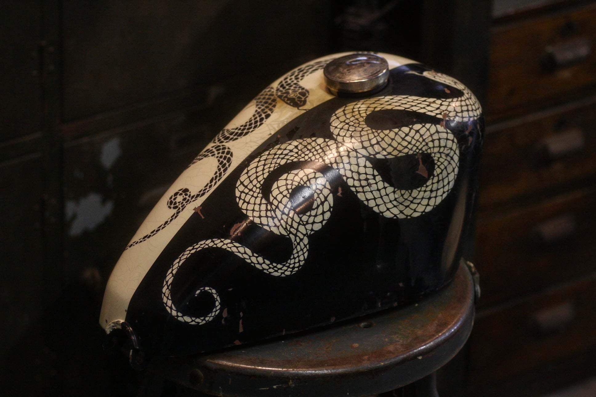 snakes pant early sportstar tank_e0364387_20524427.jpg