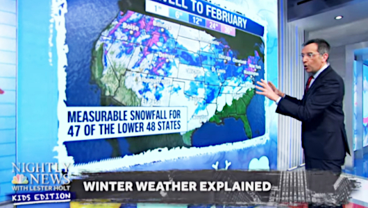 子ども向けニュース(NBC Nightly News Kids Edition)は「歴史的な大雪」をどう報じてるの?_b0007805_22333880.jpg