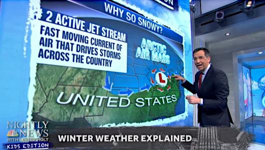 子ども向けニュース(NBC Nightly News Kids Edition)は「歴史的な大雪」をどう報じてるの?_b0007805_22471887.jpg