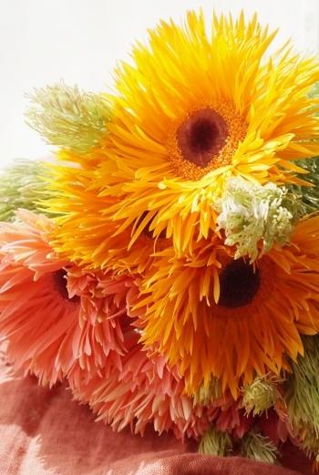 大人気!数秘&カラー🄬とお花のコラボ_b0151911_23462979.jpg