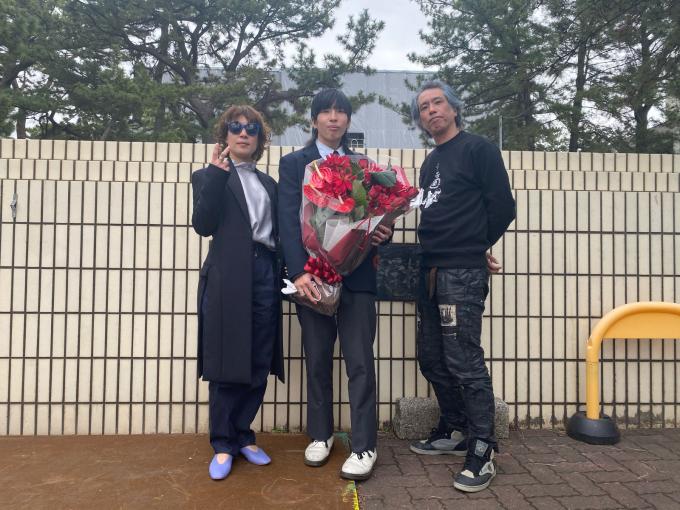 遂に!光太朗が社会人になりました!!!高校卒業おめでとう!!!!!!!_d0106911_11534895.jpg