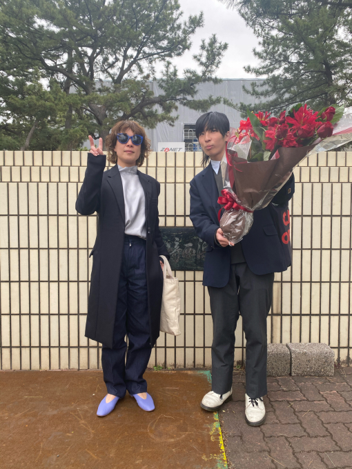遂に!光太朗が社会人になりました!!!高校卒業おめでとう!!!!!!!_d0106911_11534994.jpg