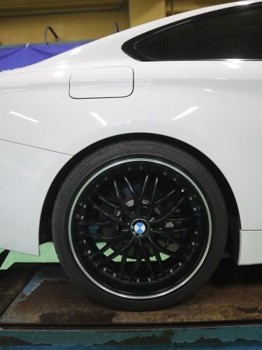BMW420,ローダウンです_e0188729_18244392.jpg