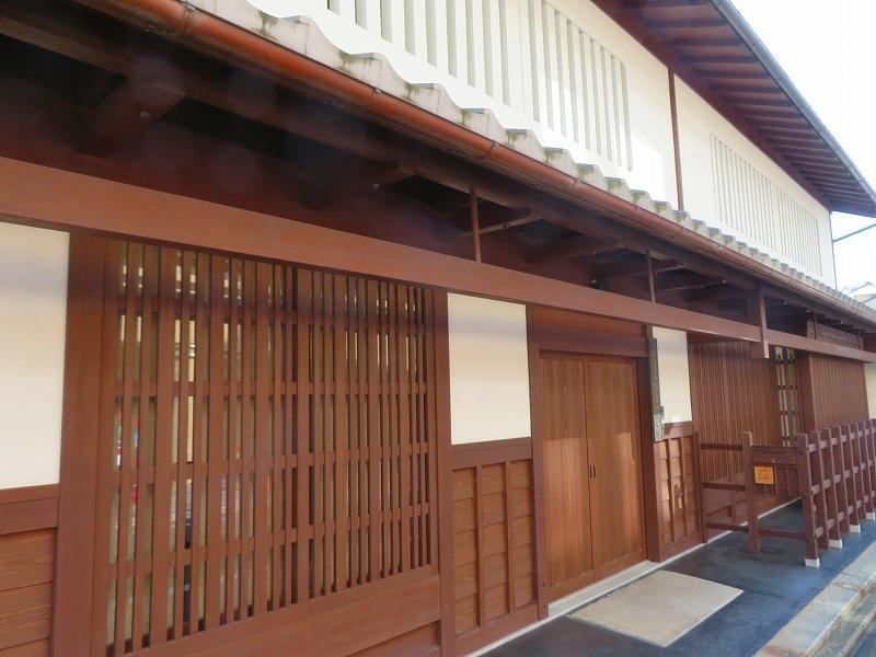 京都ぶらり街歩き(①松原通・商家)20210228_e0237645_10323569.jpg