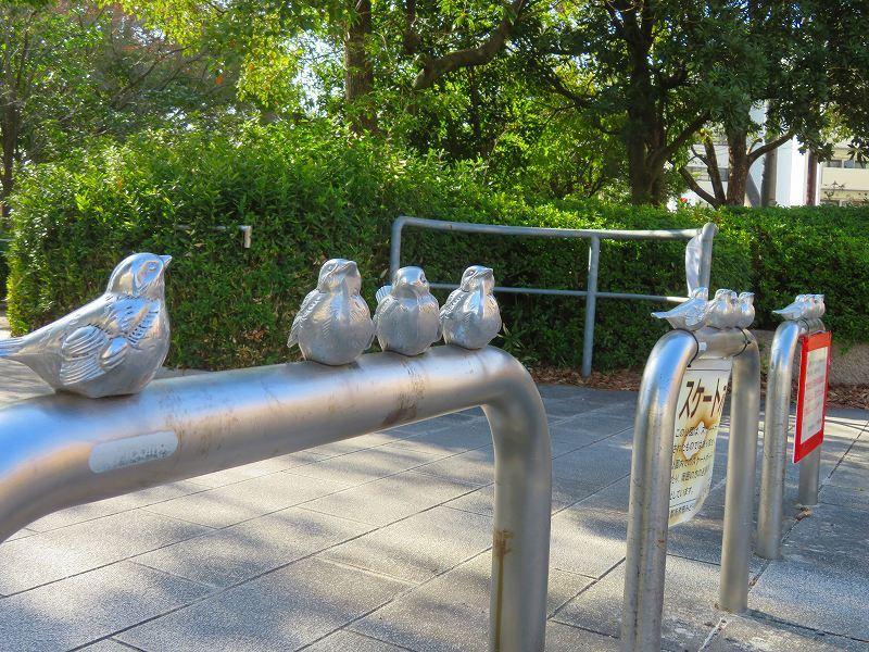 京都ぶらり街歩き(④松原公園の桜)20210228_e0237645_10513174.jpg