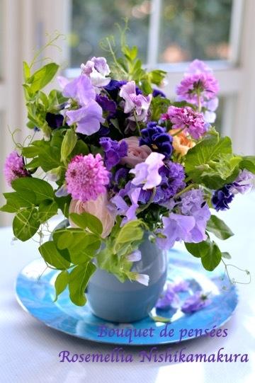 パリのお花屋さんレッスン_d0078355_19304272.jpg