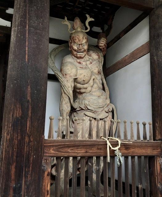 奈良の旅 14 贅沢なひととき 法隆寺_a0092659_16505423.jpeg