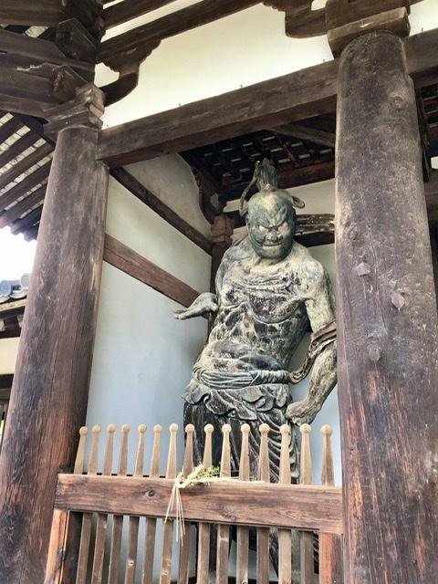 奈良の旅 14 贅沢なひととき 法隆寺_a0092659_16512051.jpeg