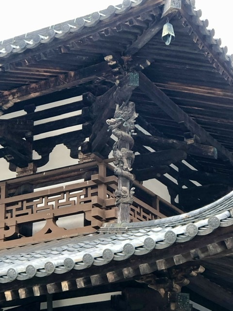 奈良の旅 14 贅沢なひととき 法隆寺_a0092659_17140069.jpeg