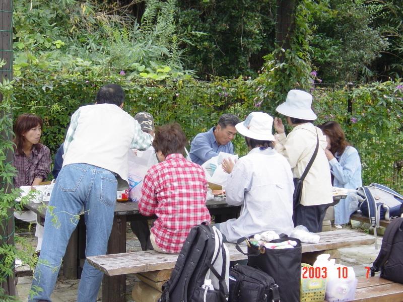 うみべの森の歴史⑯「2003年10月の活動」_c0108460_11480815.jpg