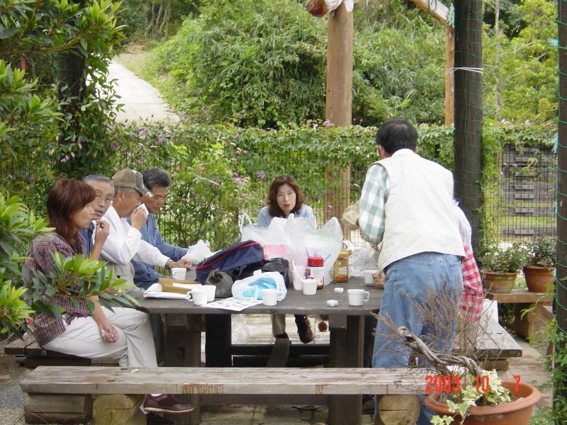 うみべの森の歴史⑯「2003年10月の活動」_c0108460_11480893.jpg