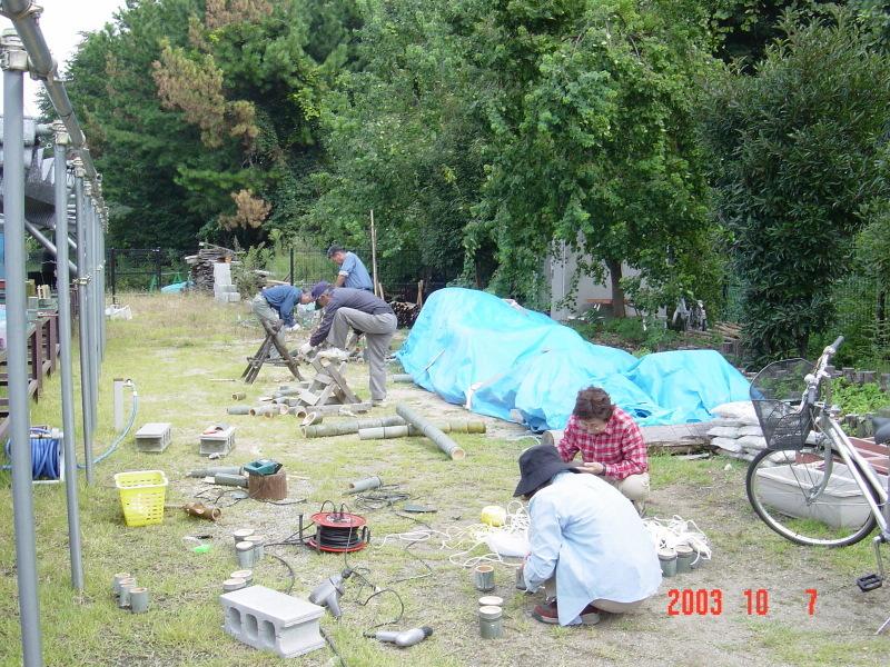 うみべの森の歴史⑯「2003年10月の活動」_c0108460_11481822.jpg