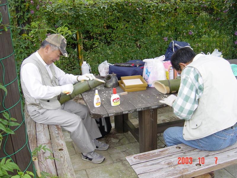 うみべの森の歴史⑯「2003年10月の活動」_c0108460_11481847.jpg