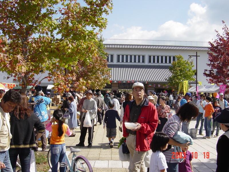 うみべの森の歴史⑯「2003年10月の活動」_c0108460_11514419.jpg