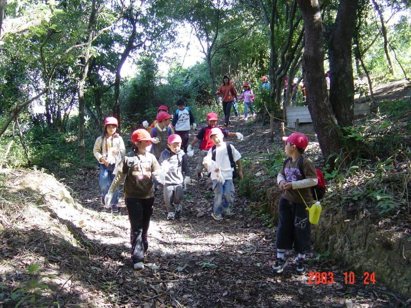 うみべの森の歴史⑯「2003年10月の活動」_c0108460_12074873.jpg