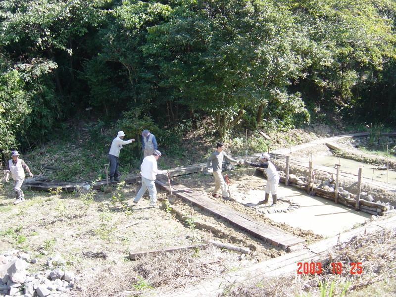 うみべの森の歴史⑯「2003年10月の活動」_c0108460_12150438.jpg