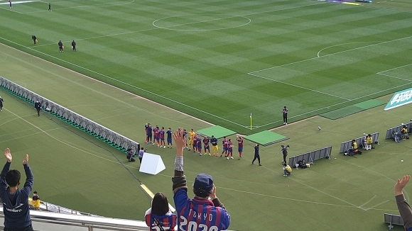 2021JリーグDivision1第2節 FC東京 - セレッソ大阪_b0042308_22431208.jpg
