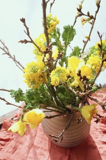 大人気!数秘&カラー🄬とお花のコラボ_b0151911_00472359.jpg