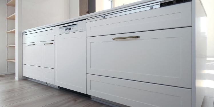 衣類は洗濯機で洗うのに、なぜ食器には食洗機を使わないの?Panasonic取付事例_c0156359_09390697.jpg