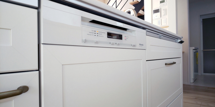 衣類は洗濯機で洗うのに、なぜ食器には食洗機を使わないの?Panasonic取付事例_c0156359_09414045.jpg