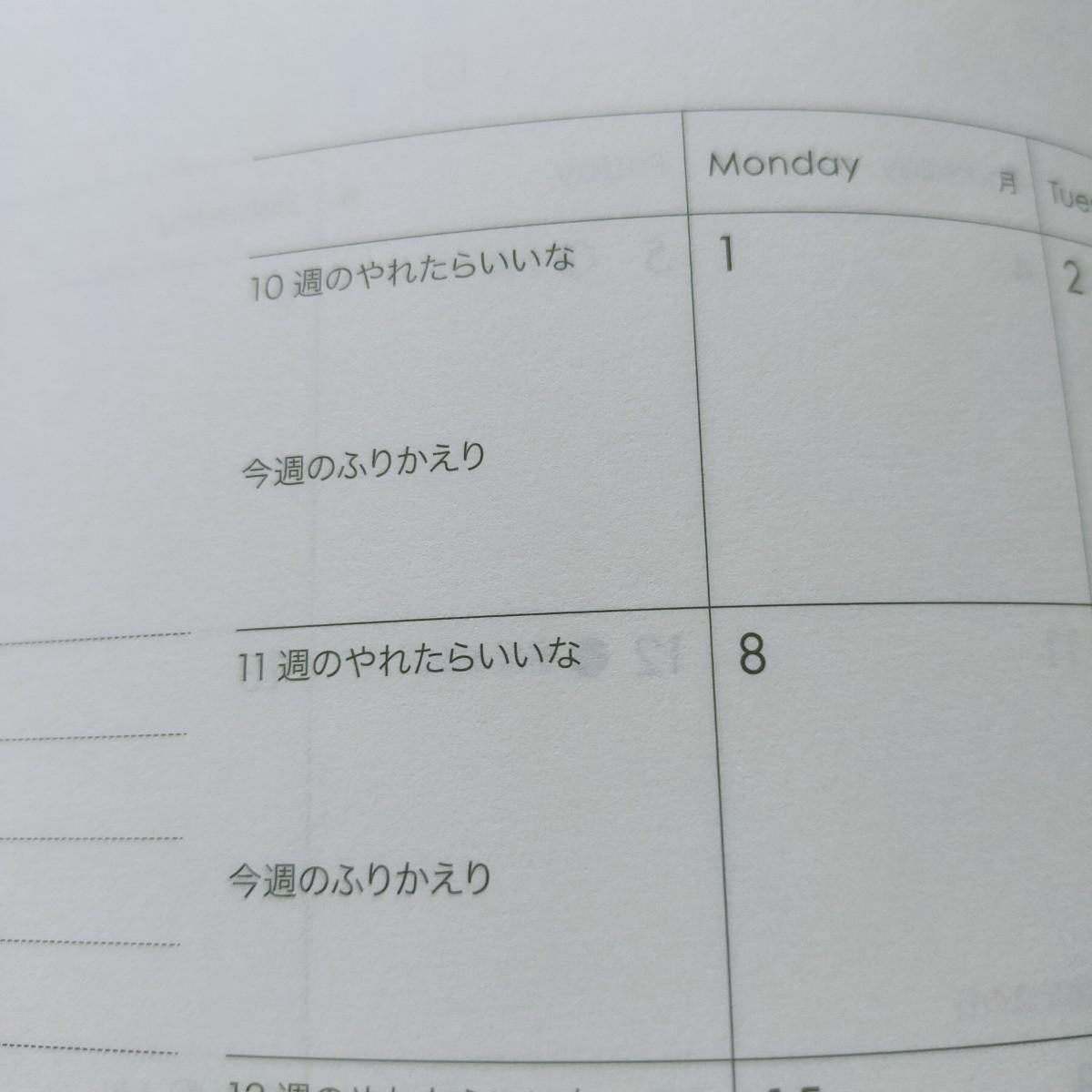210418 第17週の手帳タイムを取ろう❗_f0164842_16365447.jpg
