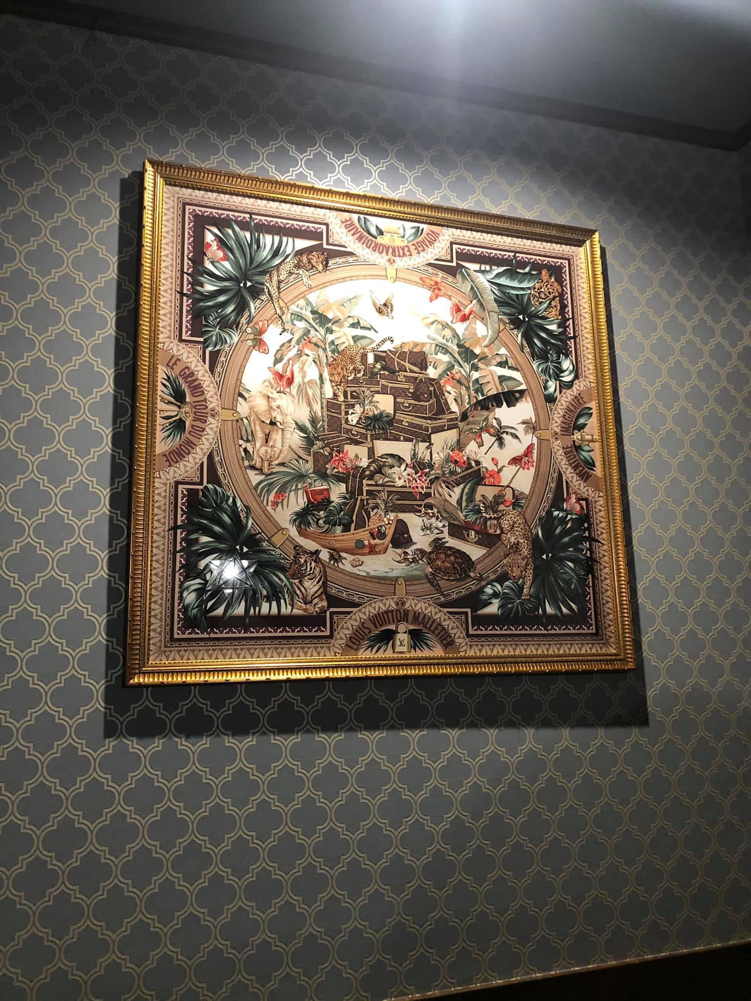スカーフ額装の世界_e0133255_14564022.jpg