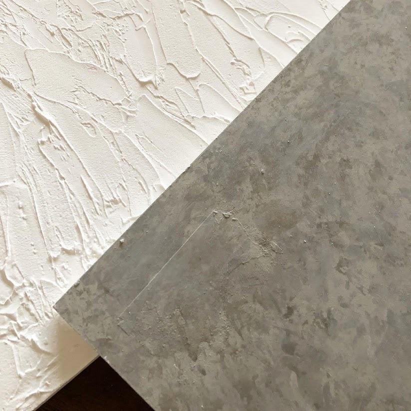 石膏像のジュリアーノメヂチくんと漆喰風の白い壁。_f0089355_00560098.jpg