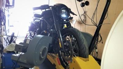 2007 V-Rod VRSCDX インジェクションチューニング②_e0114857_10160467.jpg