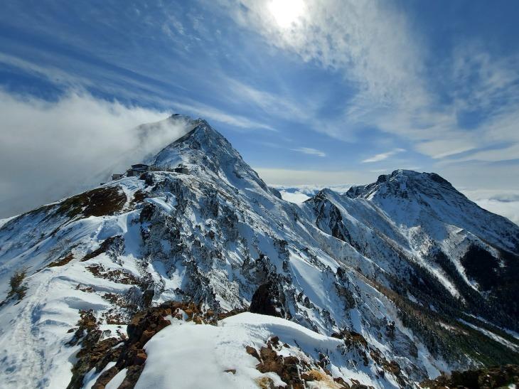 冬季八ヶ岳赤岳登山_e0231387_12161292.jpg
