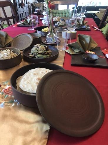 旧正月・中華料理のレッスンと私の器のコラボ_e0243221_00014948.jpg