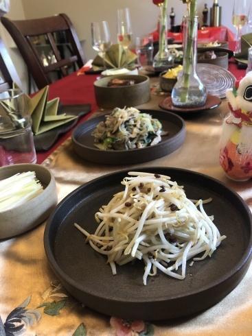 旧正月・中華料理のレッスンと私の器のコラボ_e0243221_00055002.jpg