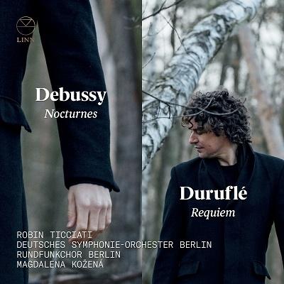 Debussy: Nocturnes & Duruflé: Requiem@Robin Ticciati / DSO Berlin, Magdalena Kožená_d0393923_22553082.jpg