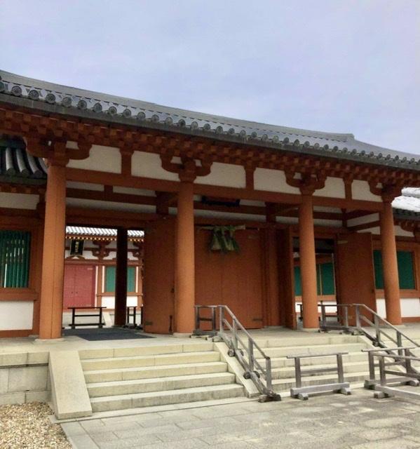 奈良の旅 15 法隆寺 大宝蔵院の宝物_a0092659_11395509.jpeg