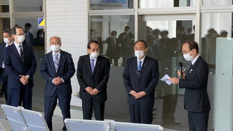 2021.3.6 菅義偉総理来県視察_a0255967_09493068.jpg