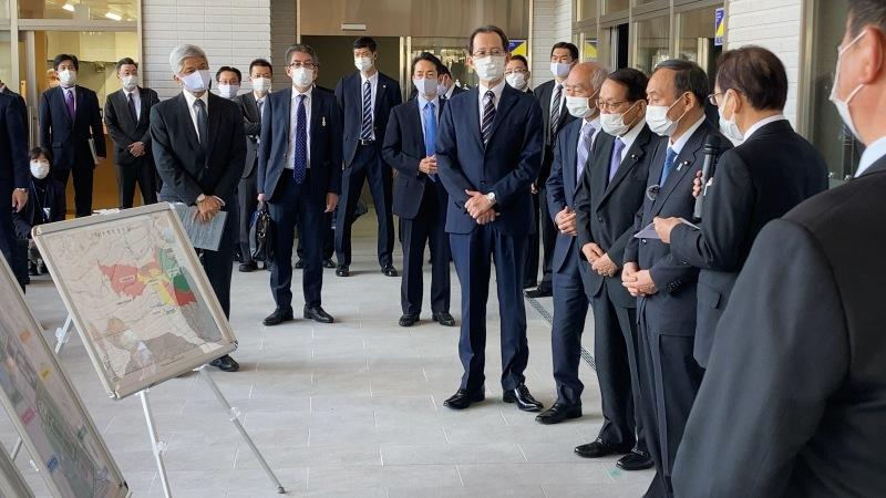 2021.3.6 菅義偉総理来県視察_a0255967_09493154.jpg