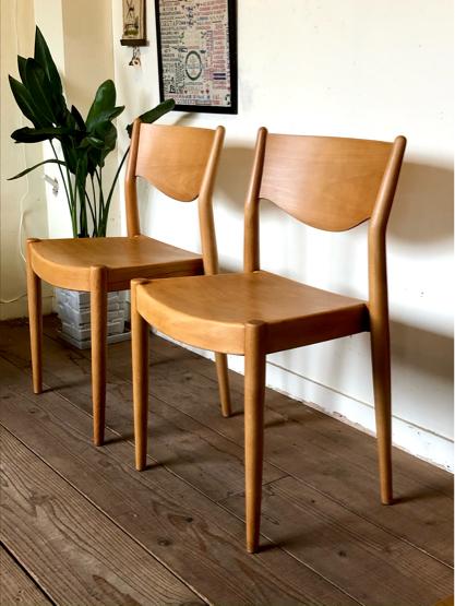 "\""PORTEX\"" stacking chair ①_c0139773_12051405.jpg"
