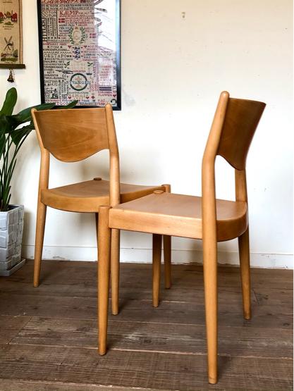 "\""PORTEX\"" stacking chair ①_c0139773_12051520.jpg"