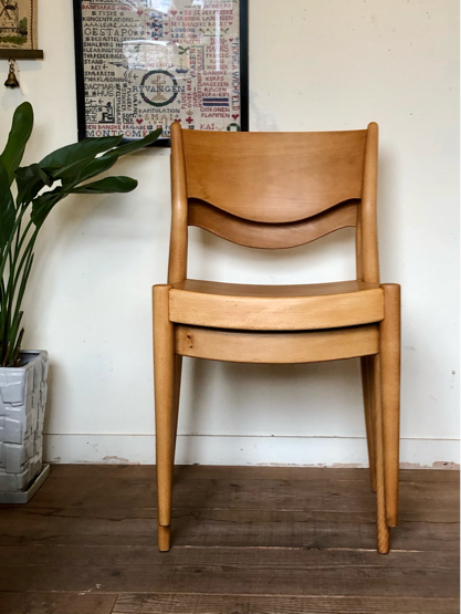 "\""PORTEX\"" stacking chair ①_c0139773_12051607.jpg"