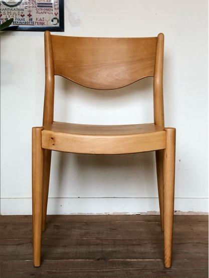 "\""PORTEX\"" stacking chair ①_c0139773_12061018.jpg"