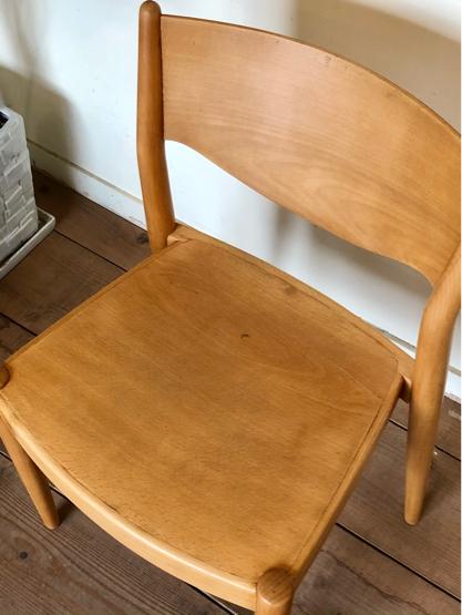 "\""PORTEX\"" stacking chair ①_c0139773_12061185.jpg"
