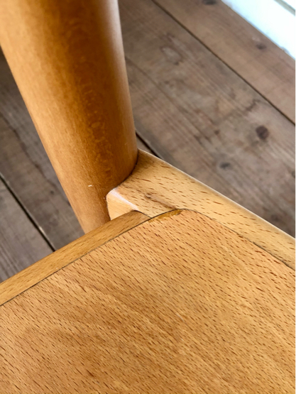 "\""PORTEX\"" stacking chair ①_c0139773_12065951.jpg"