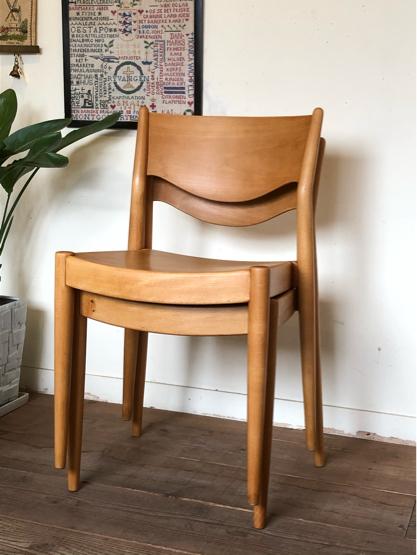 "\""PORTEX\"" stacking chair ②_c0139773_13081130.jpg"