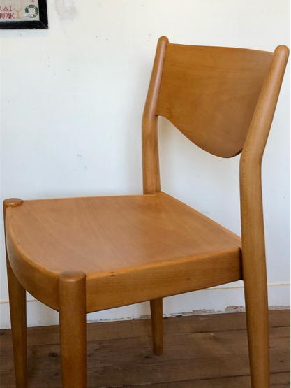 """PORTEX\"" stacking chair ②_c0139773_13081229.jpg"